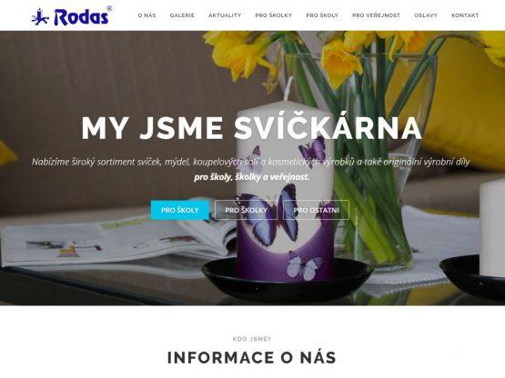 Svíčkárna Rodas
