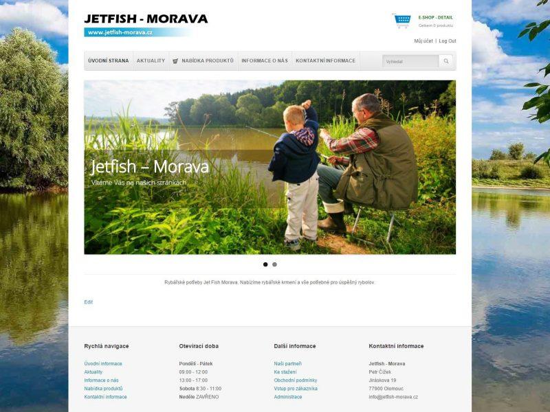 Jetfish Morava