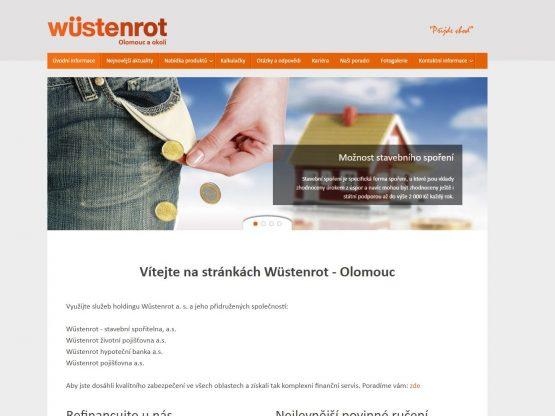 Wuestenrot Olomouc